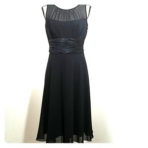 Jones Wear Black Dress